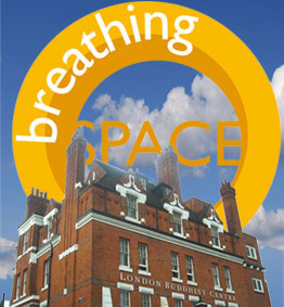 The LBC's 'Breathing Space' project is under way!'