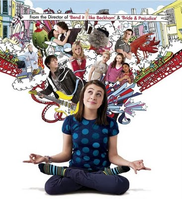 couldn't resist posting this poster image for the movie 'Angus, Thongs, and Perfect Snogging' - how do you find the Dharma in the middle of all that?!