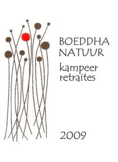 The cover image of the BoeddhaNatuur program for 2009