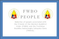 FWBO People - websites of over 150 members of the FWBO Sangha worldwide