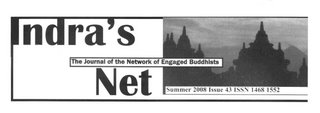 Indra's Net, magazine of the Network of Engaged Buddhists