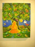 Shakyamuni, by Padmayogini