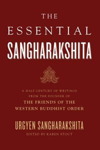 'The Essential Sangharakshita' book cover